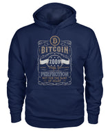 Bitcoin HODL Hoodie Brown