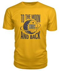 To The Moon T Shirt
