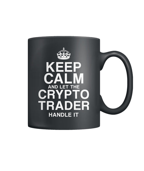 Keep Calm Mug Cryptocurrency