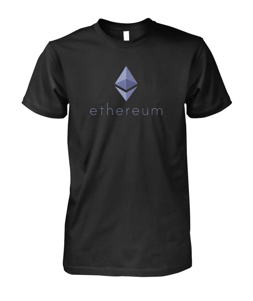 Ethereum T Shirt Crypto