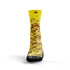 Mac and Cheese Socks - Custom Designed Socks - Seth's Socks