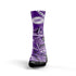 Alzheimers Awareness Socks - Custom Designed Socks - Seth's Socks