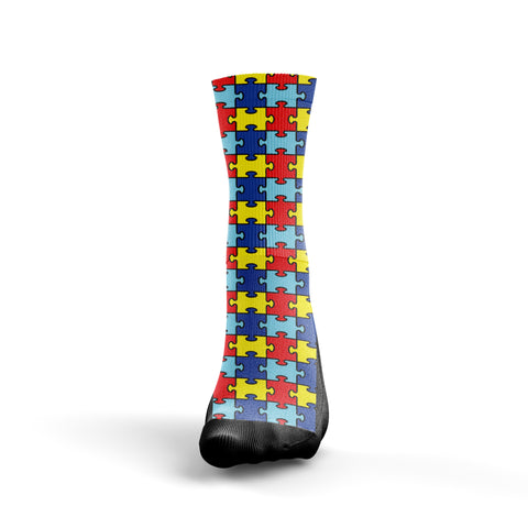 Autism - Seth's Socks | Custom Designed Socks