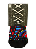 Custom Autism Tribal Athletic Socks - Seth's Socks