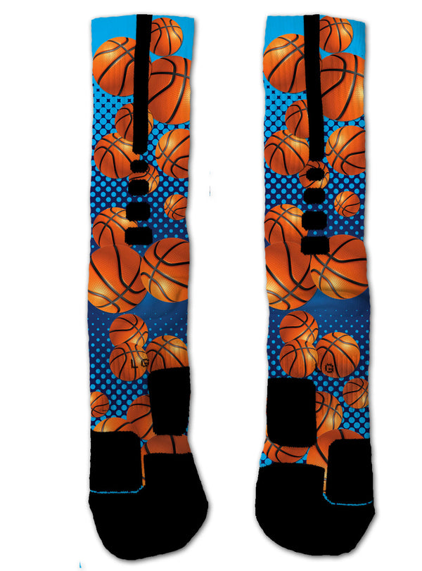 Nike Elite Basketball NIKE ELITE Socks - Custom Designed Socks - Seth's Socks