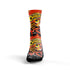 Hot Cheetos Socks - Custom Designed Socks - Seth's Socks