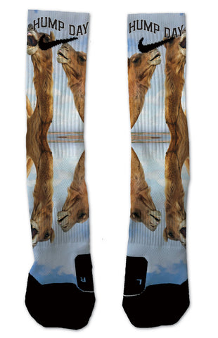 Custom Hump Day NIKE ELITE Socks - Seth's Socks