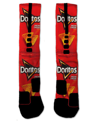 bfc0f936e Nike Elite Doritos NIKE ELITE - Seth's Socks | Custom Designed Socks