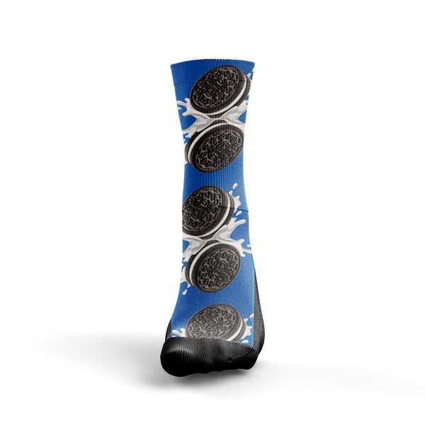 Oreo Socks - Custom Designed Socks - Seth's Socks