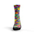 Rainbow Camo Socks - Custom Designed Socks - Seth's Socks