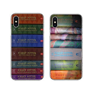 Harry Potter Book Phonecase