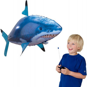 Awesome Shark Blimp
