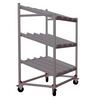 Flow Rack, T-Slot, Casters