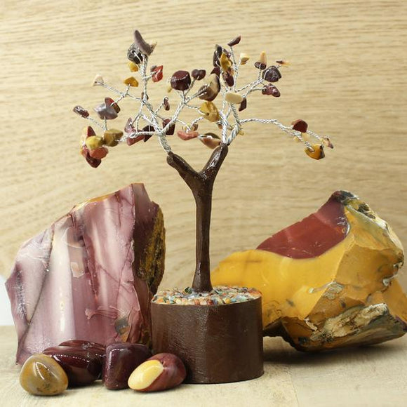 Mookaite Gemstone Tree - Small