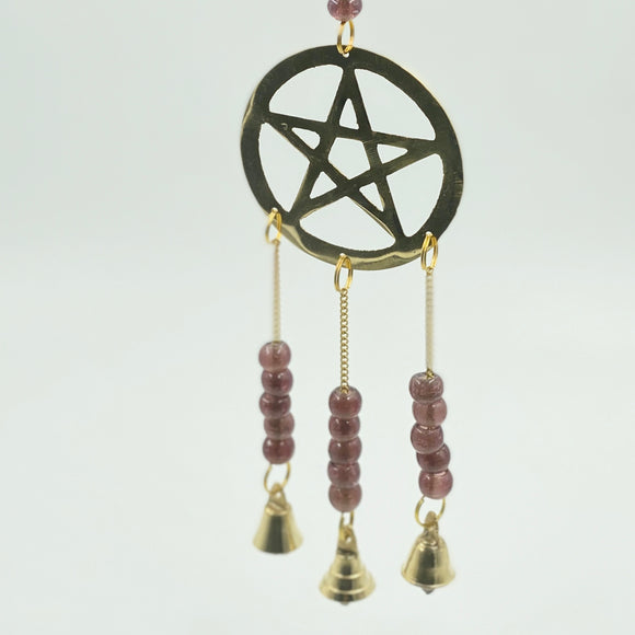Pentacle Bell Chime