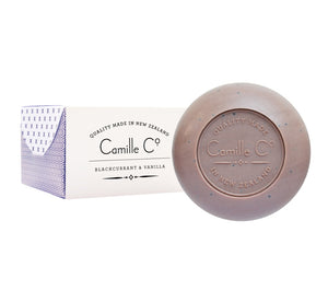 Soap Camille Co - Blackcurrent and Vanilla