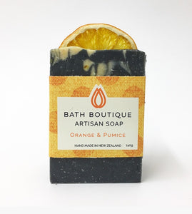 Artisan Soap - Orange & Pumice