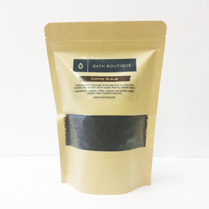 Bath Boutique - Coffee Scrub