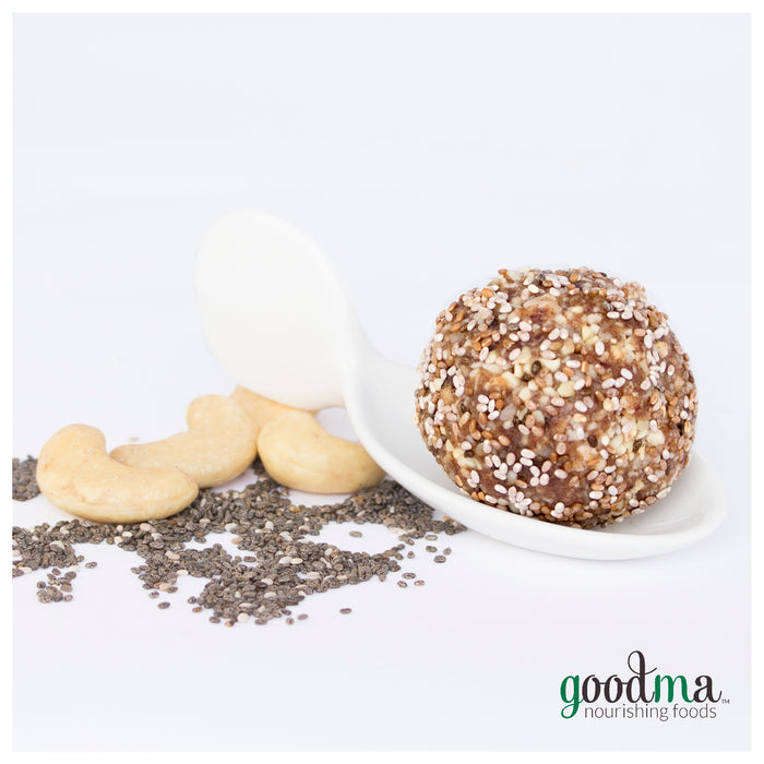 Chia Bliss Energy Balls