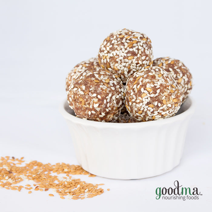 Sesame Lovers Energy Balls