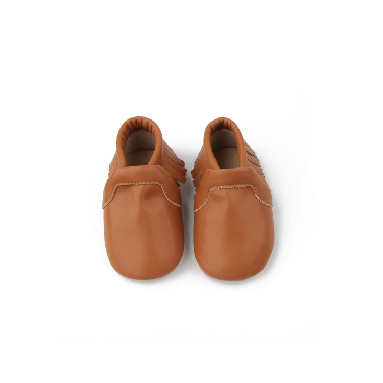 Moccasin - Russet