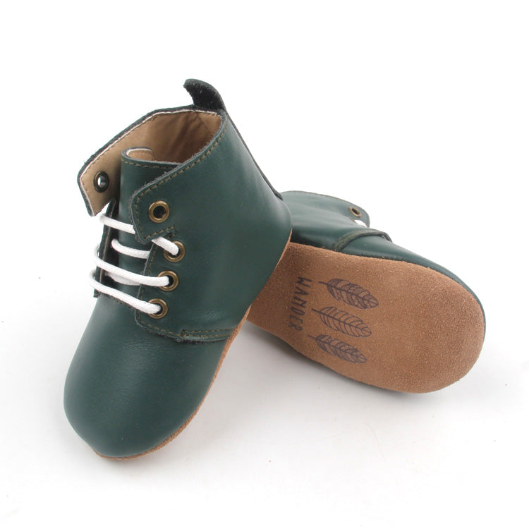 Oxford Boot - Olive