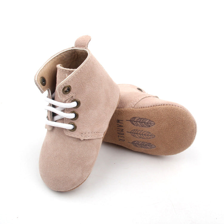 Oxford Boot - Sand