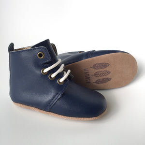 Oxford Boot - Navy