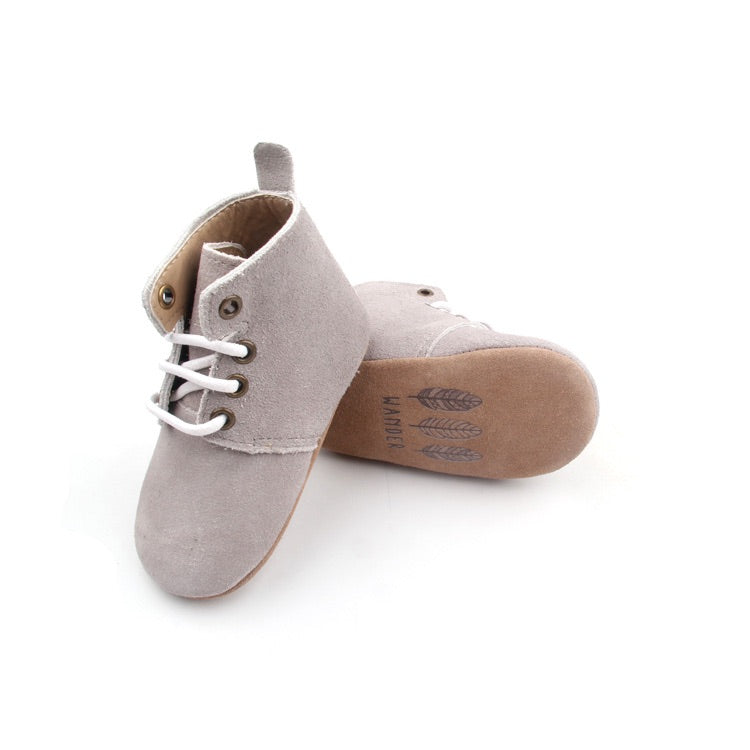 Oxford Boot - Cloud Grey