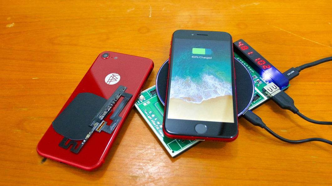 Strange Parts iPhone 7 Wireless Charging Kit
