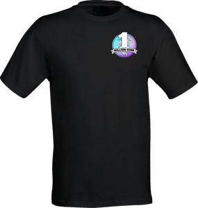 1 Million Subs Black Shirt