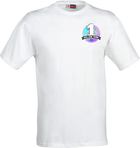 1 Million Subs White Shirt