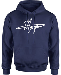 Navy Blue Signature Sweatshirt