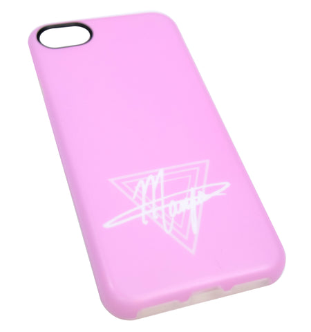 Pink Signature Phone Case