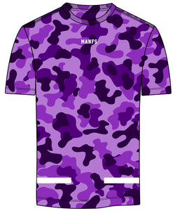 Purple Camo Shirt
