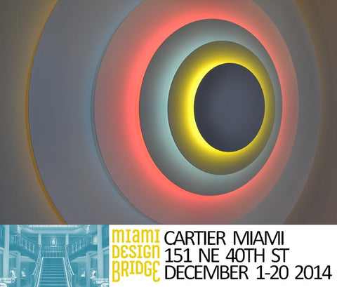 blankblank // Concentric // Cartier // Art Basel Miami Beach & Design Miami December 2014
