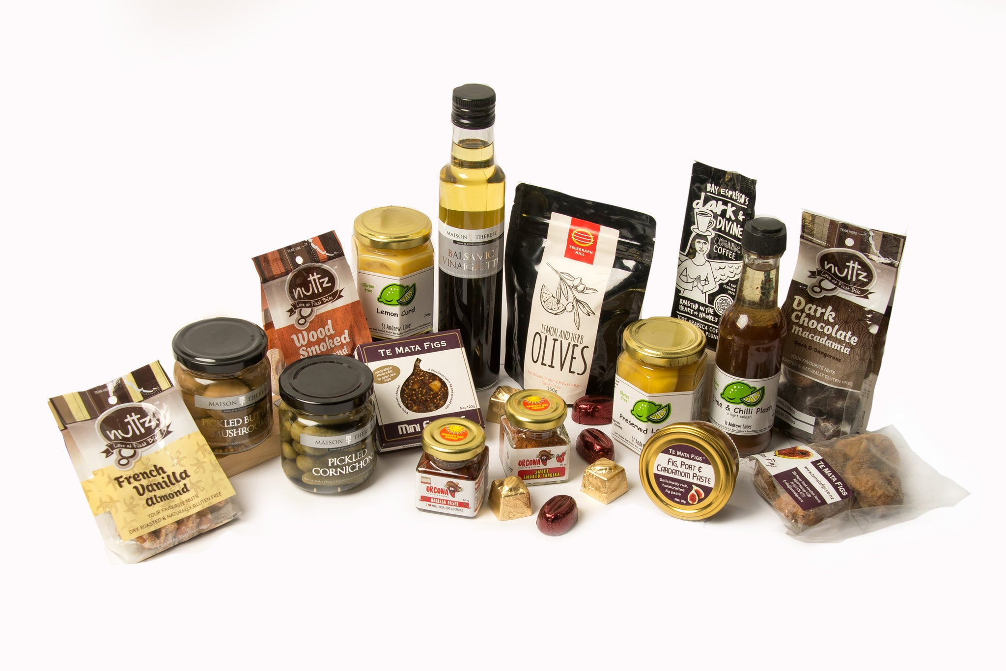 Sumptuous Products Hawke's Bay in a Box