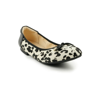 Andrea - 34 / White - Flat shoes