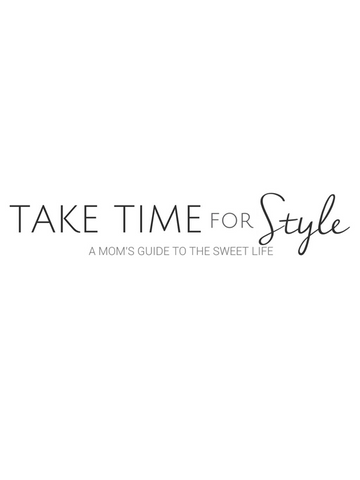 Take Time for Style