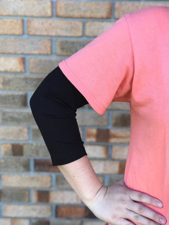 Sleeve Extensions (Black)