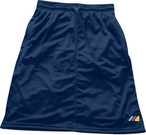 """She's such a Classic"" Plus Sportskirt in Navy"