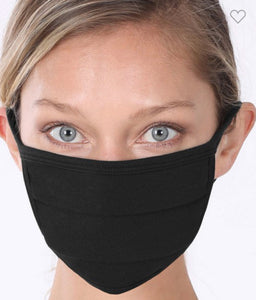 """Everyday Mask"" in Black"