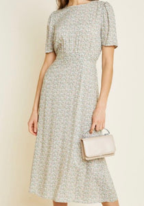"""Old is the New New"" Midi Dress"