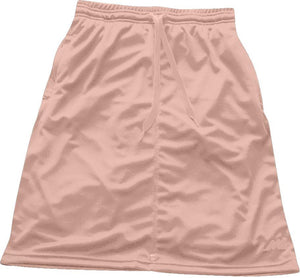 """She's so Extra"" Athletic Skirt In Blush"