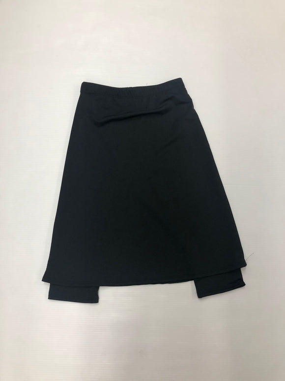 """Perfect Active Wear"" Girls Skirt In Black"