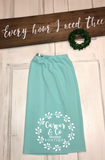 Perfectly Plus Pencil Skirt in Mint