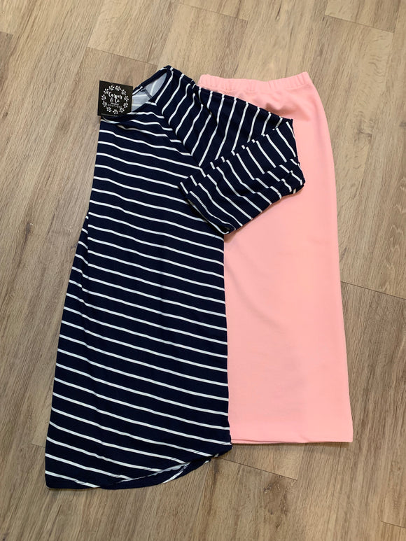 Perfectly Plus Pencil Skirt In Pink