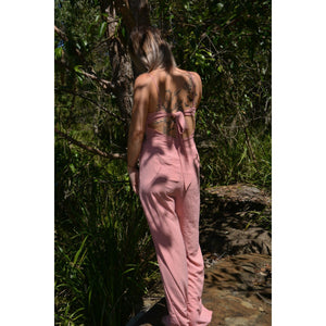 Burke st clothing Playsuit Pastel days pantsuit