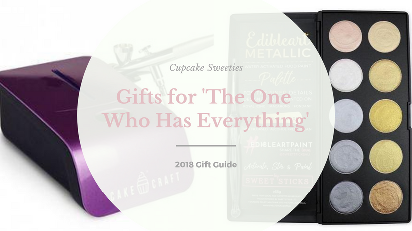 Gifts for 'The One Who Has Everything'