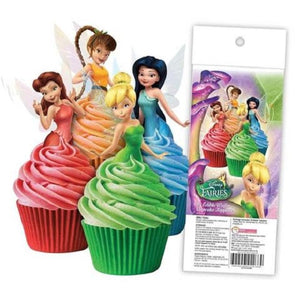 Wafer Cupcake Toppers - Licensed